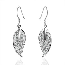 Leaves-Shaped Pattern Fashion Earrings
