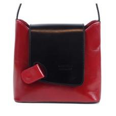 Zoey - Red/Navy Handbag