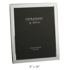 Silver-Plated Picture Frame 20 x 25cm  (8 x 10'') by Juliana