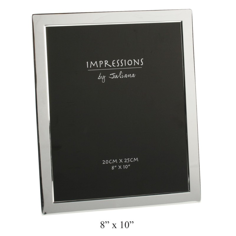 Silver Plated Picture Frame 20 x 25cm by Juliana