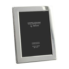 Silver-Plated Photo Frame - 9 x 13cm (3.5 x 5'') by Juliana