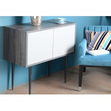 Amadeus Two Door Console Vintage Table