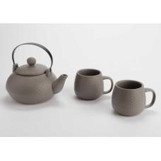 Amadeus Set of 2 Mugs with a Teapot