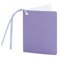 ARTEBENE Violet Gift Tag