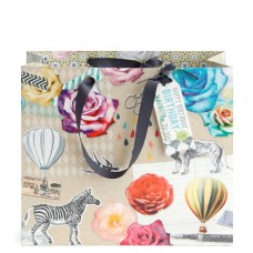 ARTEBENE Gift Bag with a Zebra