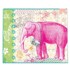 ARTEBENE Microfibre Cloth - Elephant Pattern