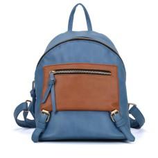 Stylish Blue Backpack