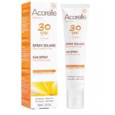 Acorelle 100% Natural Sun Spray SPF30