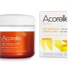 Acorelle Oriental Sugar Wax with Strips and Pot
