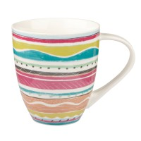 Collier Campbell Riviera Stripes Crush Mug - 500ml