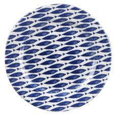 Couture Mint Fishie Platter - 30cm