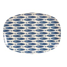 Couture Sieni Fishie Melamine Small Platter - 30cm