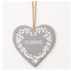 Wooden Hanging Sign CUISINE