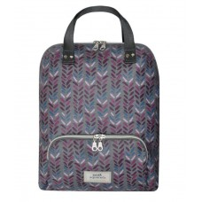 Earth Squared Herringbone Backpack