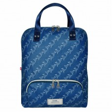 Earth Squared Blue Seagull Backpack