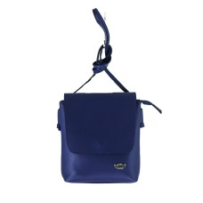 Betsy - Royal Blue Italian Handbag