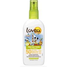 Lovea SPF50 Organic Sunscreen Spray for Kids