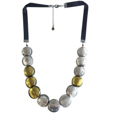 One Button Piper Necklace