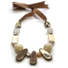 One Button Bette Necklace