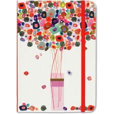 Peter Pauper Press Candy Bouquet Journal