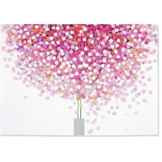 Peter Pauper Press Lollipop Tree Note Cards