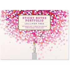 Peter Pauper Press Lollipop Tree Sticky Notes