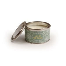 Lily of the Valley Candle Tin