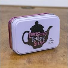 The Bright Side - Emergency Tea Bag Stash Tin