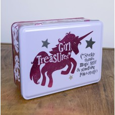 The Bright Side - Girl Treasures Tin