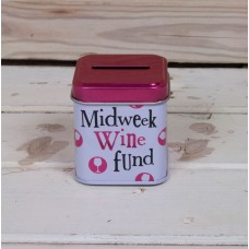 The Bright Side - Midweek Wine Fund Tin