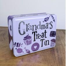 The Bright Side - Grandma's Treat Tin