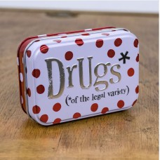 The Bright Side - Drugs Of The Legal Variety Tin