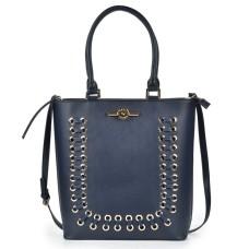Sally Young Frenchie Handbag - Blue
